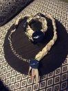 Handgemaakt ketting en armband